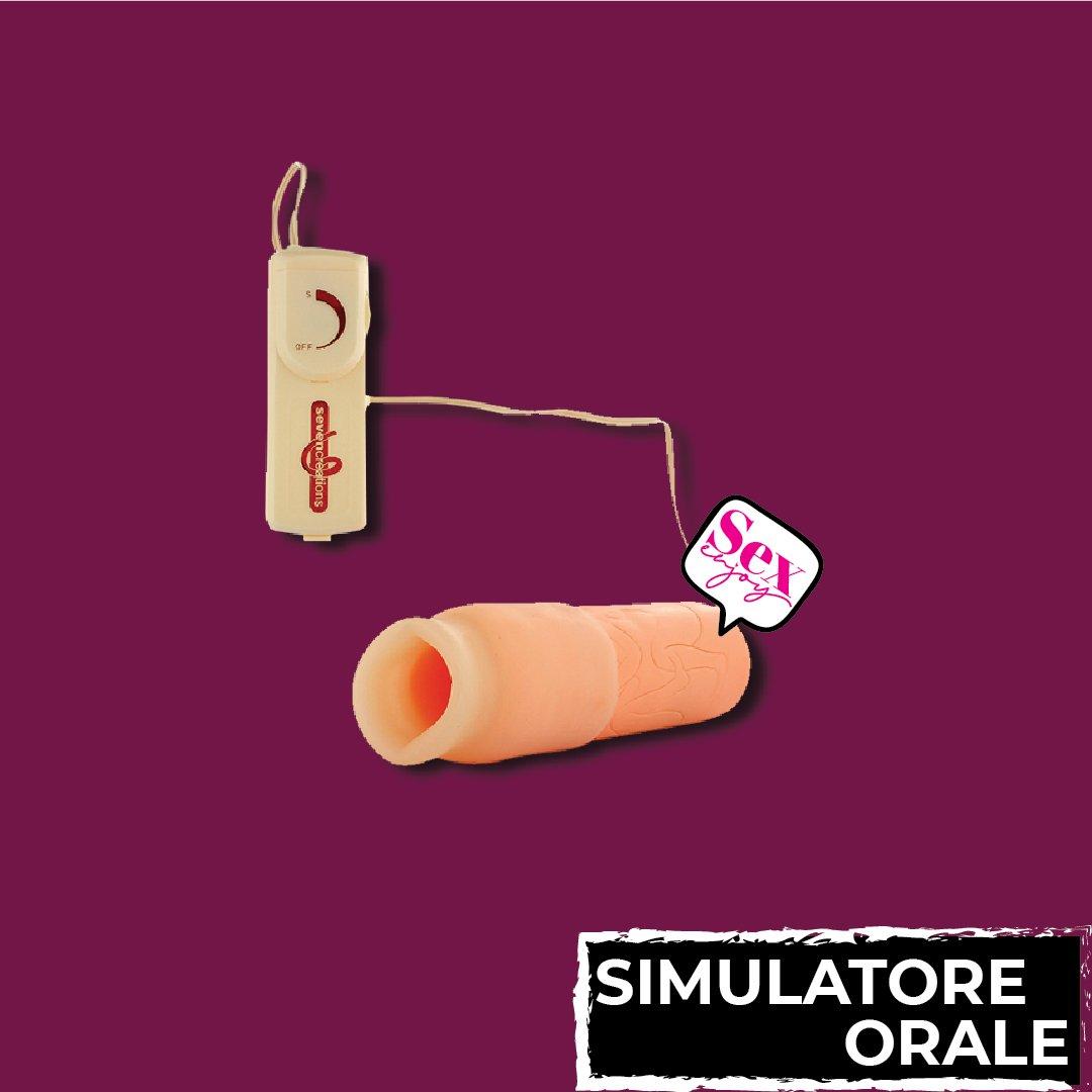 sex toys simulatore rapporto orale